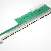 Plug-In Patch Panel NPPAB (24 x RJ45, 2-wire) for HiPath 380