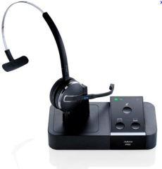 Micro casque sans fil DECT IP Jabra PRO 9450 Mono Flex.