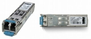 GE SFP, LC connector SX transceiver