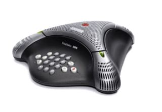 SoundStation Duo dual-mode conference phone including Power