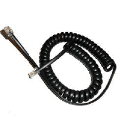 Cordon combiné RJ9/RJ9 350mm pour les postes Alcatel-Lucent