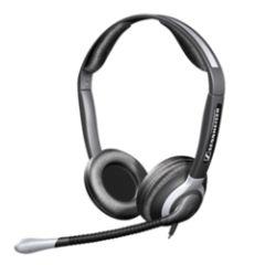 CC 550,Micro casque filaire  / dble écouteur XXL arceau serr