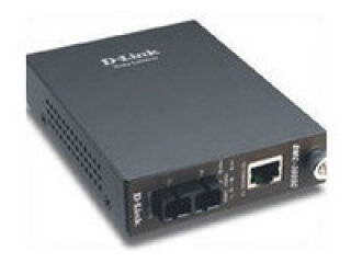 DMC-300SC Media Converters