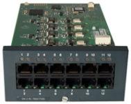 IPO/B5800 IP500 EXTN CARD PHONE 8