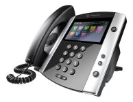 VVX 600 16-line Business Media Phone with built-in Bluetooth