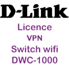 Security VNP license for DWC-1000