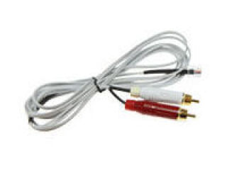 Connection cable Video systems. Phono. Length: 1.5 metres.