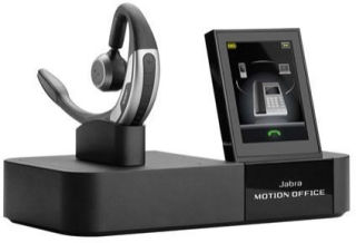 Jabra MOTION OFFICE UC? commande vocale en Anglais, Technolo
