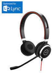 Jabra Evolve 40 MS Stereo.