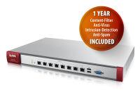 Firewall 1 à 200 utilisateurs - Filtrage UTM (licences inclu