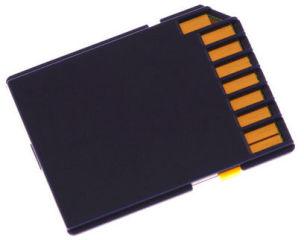 2GB SD Memory card, VM recording time:40H