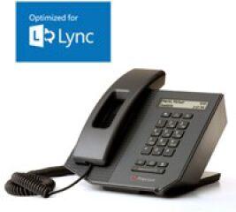 CX300 R2 USB Desktop Phone for Microsoft Lync. Includes 6ft/