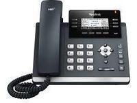 SIP-T41P, Ultra-elegant IP Phone