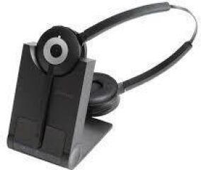 Jabra PRO 930 Duo, DECT, Connexion PC via USB, Antibruit,  1