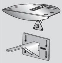 Mounting bracketshelf solution for EagleEye Director, EagleE