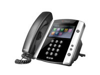 VVX 600, Skype For Business, POE