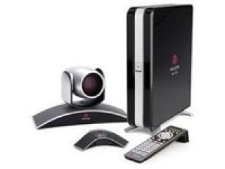 HDX 7000-720: HDX 7000 HD codec. EagleEye camera. HDX mic a