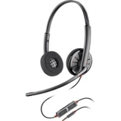 BLACKWIRE 225,STEREO HEADSET