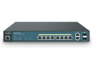 Wireless Management 50AP 8-port GbE PoE.at 130W 2GbE 2SFP L2