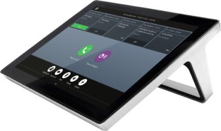 Polycom RealPresence Touch with silver trim for use with Gro