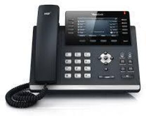 SIP-T46S, Ultra-elegant Gigabit IP Phone