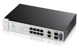 Switch NSW10010 - 8 ports Gbps - 2 ports Gbps combo (RJ45/SF