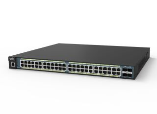 Wireless management 50AP PoE GbE 48-port PoE.at 410w 4SFP L2